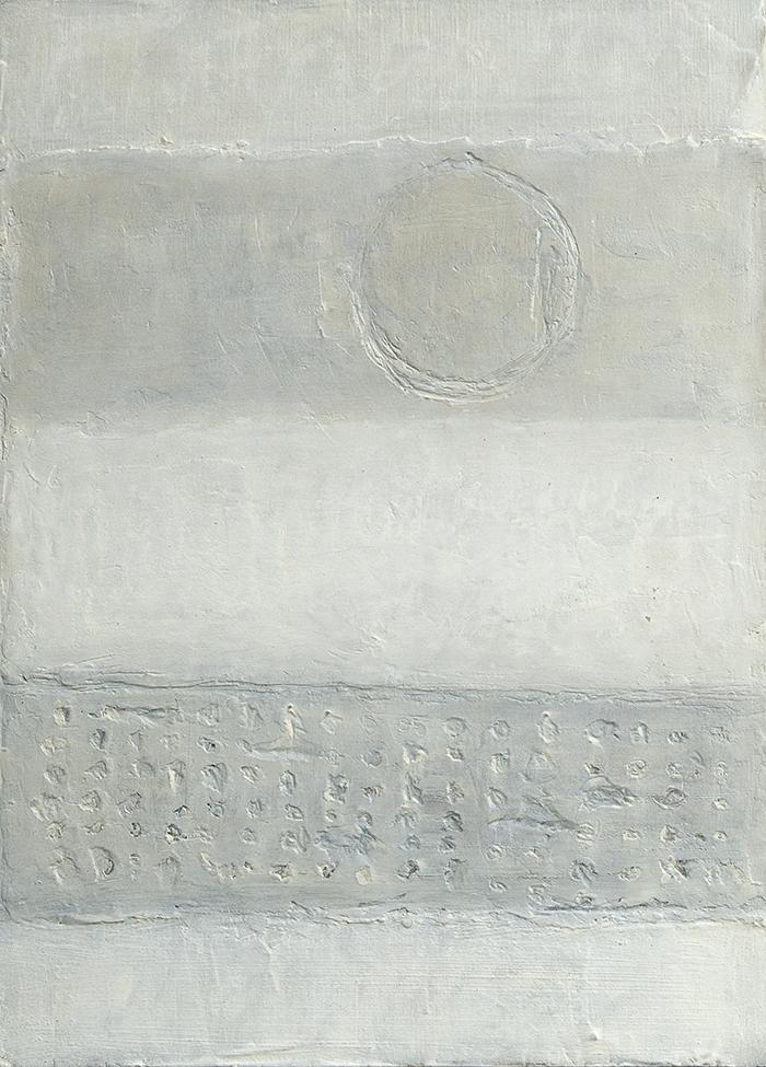 peinture abstrait et figurative