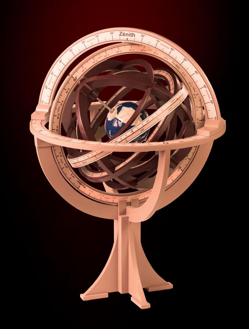 Sphere armillaire